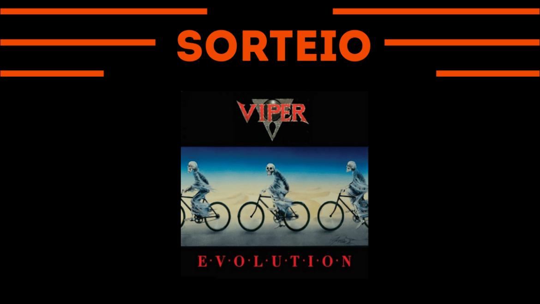 Sorteio 'Evolution', do Viper