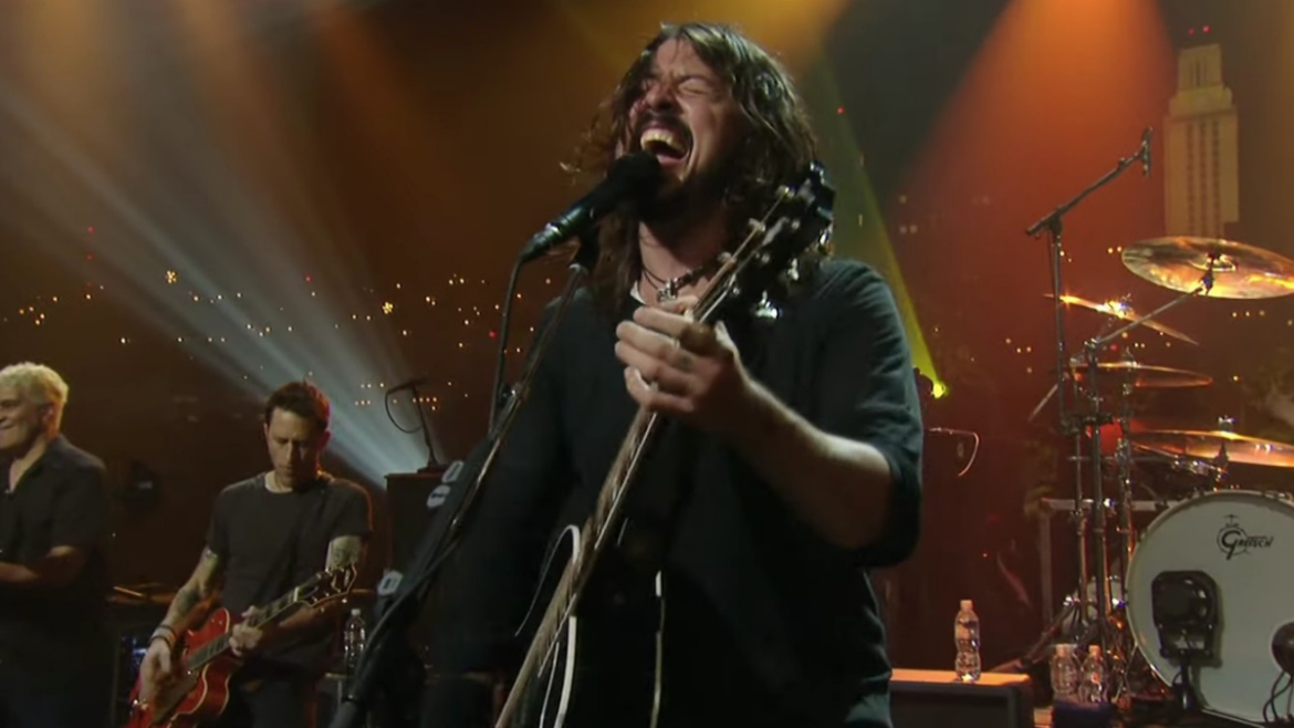 Foo Fighters no Austin City Limits