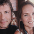 Bruce e Nikki Dickinson