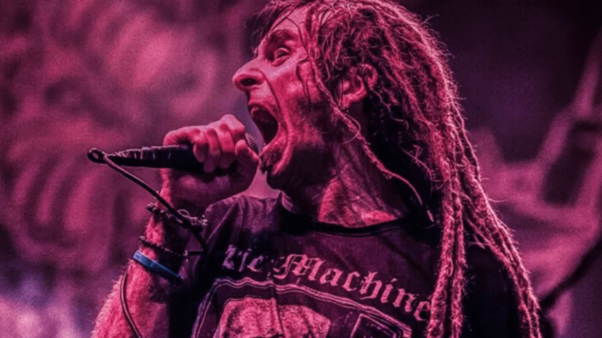Randy Blythe, do Lamb Of God