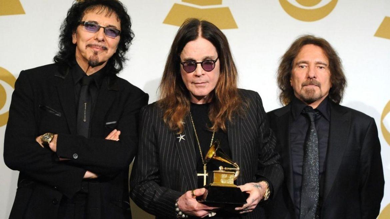 Black Sabbath no Grammy