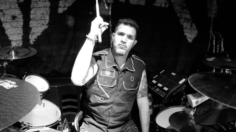 Charlie Benante, do Anthrax