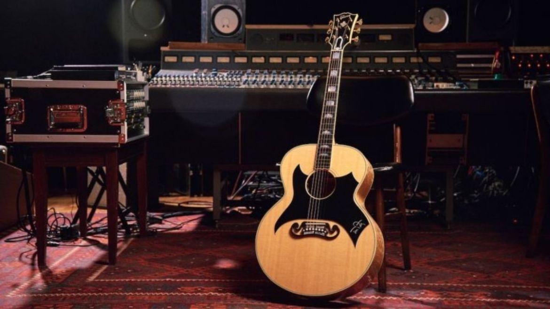 Violão Tom Petty SJ-200 Wildflower da Gibson