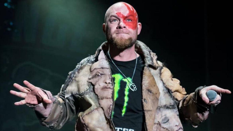 Ivan Moody do Five Finger Death Punch
