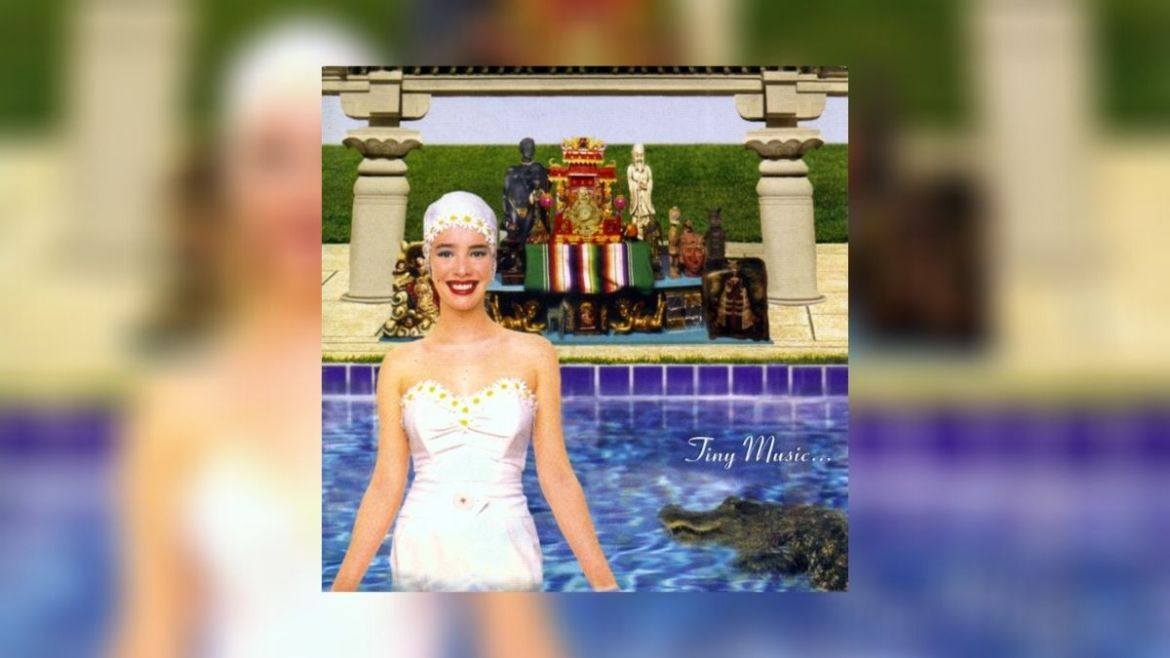 Capa do 'Tiny Music… Songs From The Vatican Gift Shop', do Stone Temple Pilots