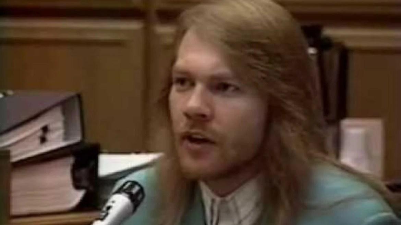 Axl Rose em 1993