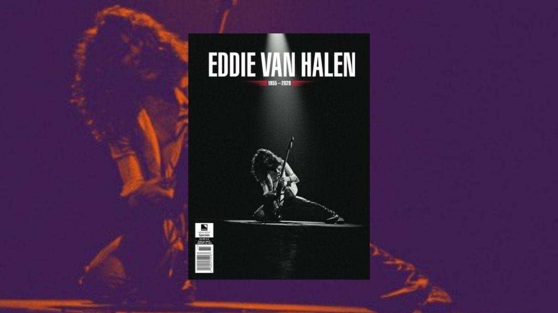 Bookazine em tributo a Eddie Van Halen