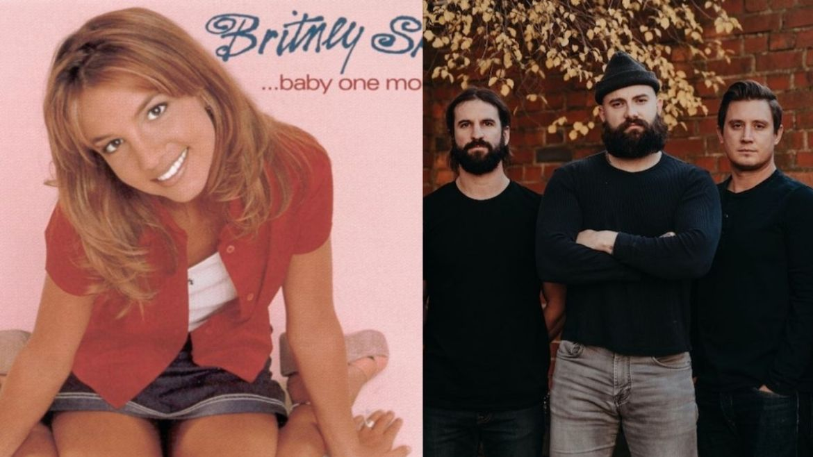 Britney Spears e August Burns Red