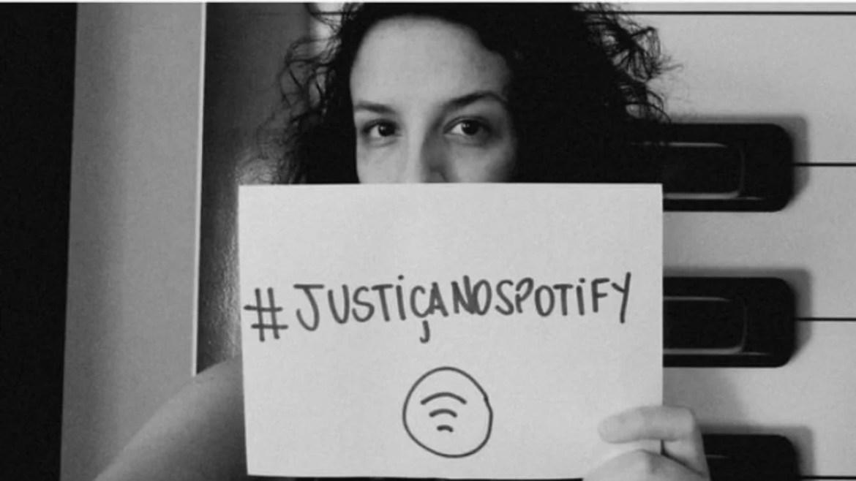 Justiça no Spotify