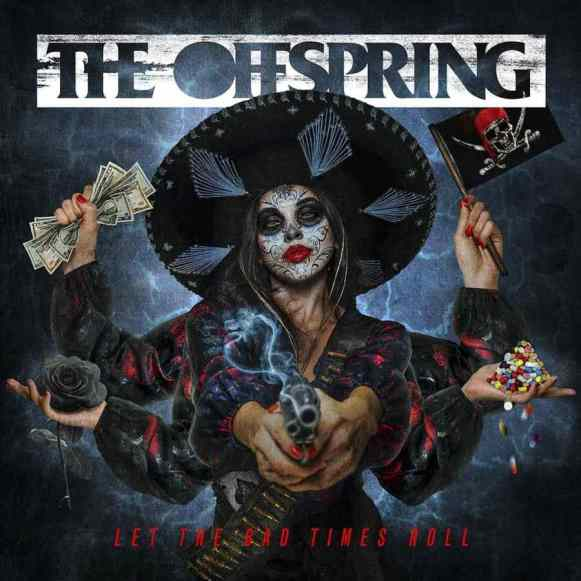 Capa de 'Let The Bad Times Roll' do The Offspring