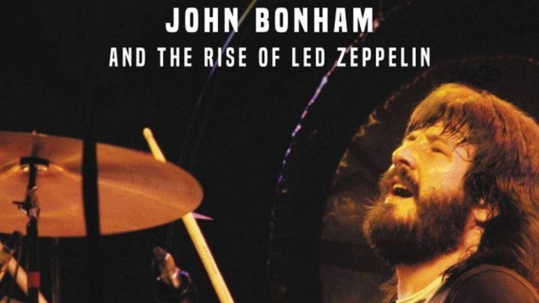 Capa do livro 'Beast: John Bonham And The Rise Of Led Zeppelin'