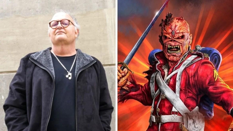 Guilherme Arantes é fã de Iron Maiden