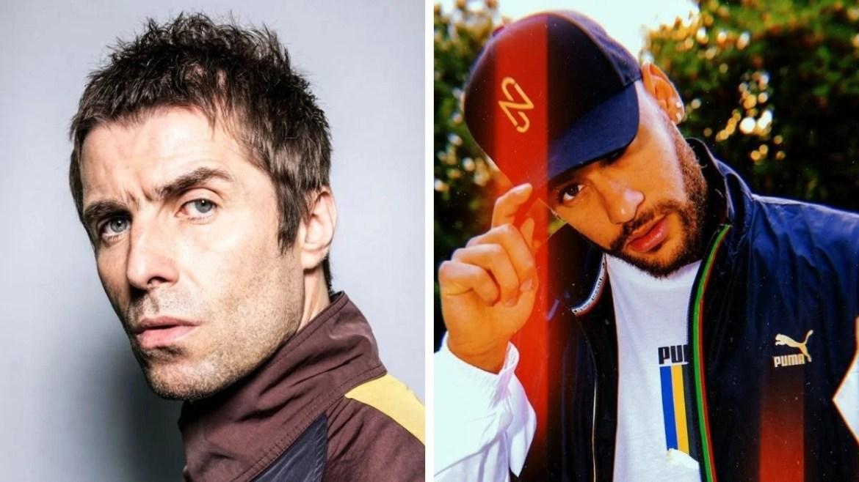Liam Gallagher e Neymar