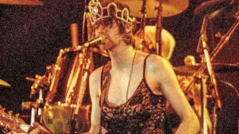 Kurt Cobain no Brasil em 1993
