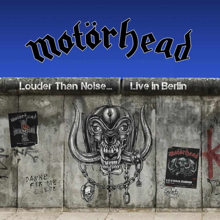 Mot¨rhead - 'Louder Than Noise... Live In Berlin'