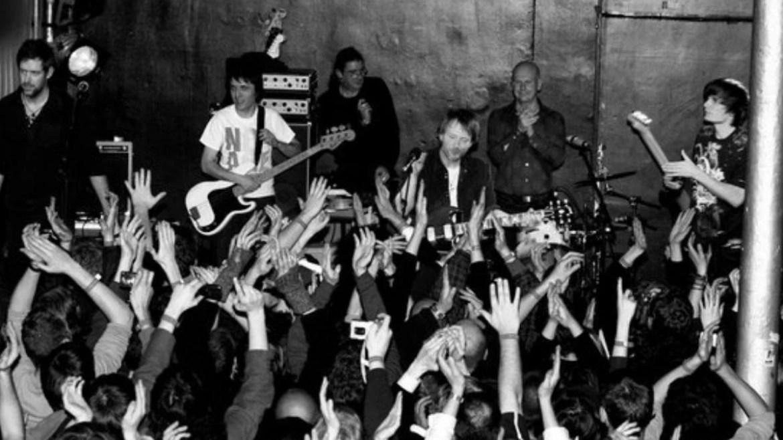 Radiohead em 2008
