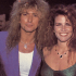 David Coverdale e Tawny Kitaen