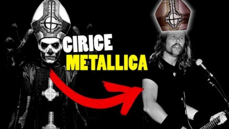"""YouTuber reimagina """"Cirice"""", do Ghost, ao estilo do Metallica"""