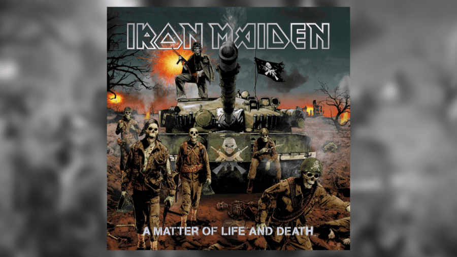 A Matter of Life and Death (Iron Maiden)