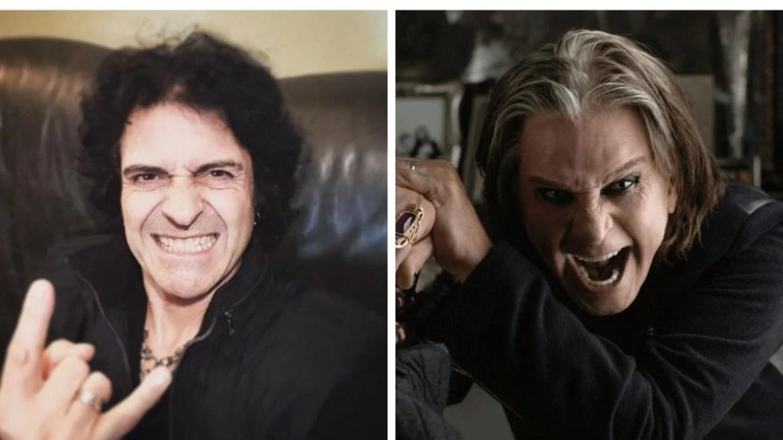 Phil Soussan e Ozzy Osbourne