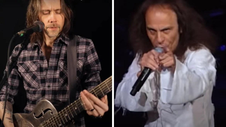 Myles Kennedy e Ronnie James Dio