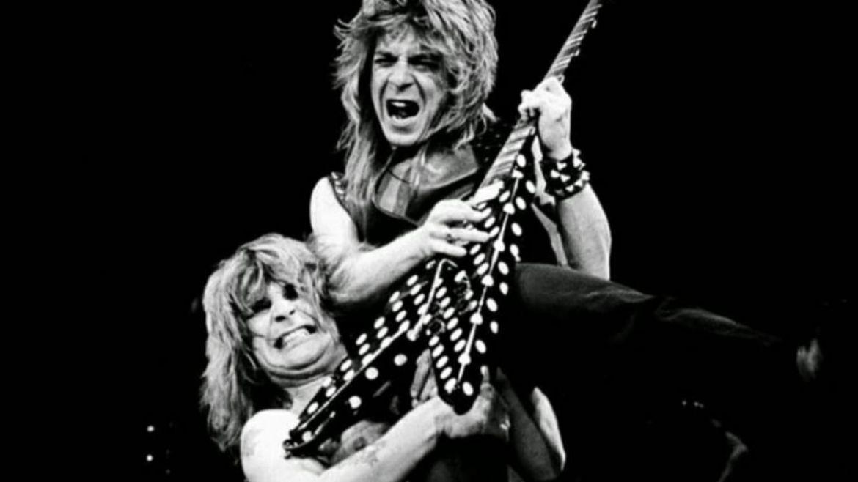 Ozzy Osbourne e Randy Rhoad