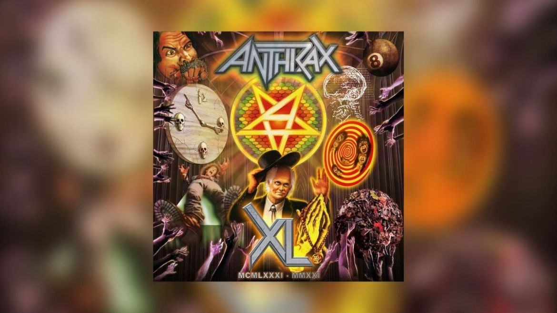 Anthrax 40 anos