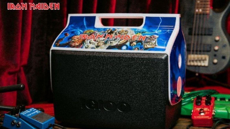 Novo cooler do Iron Maiden