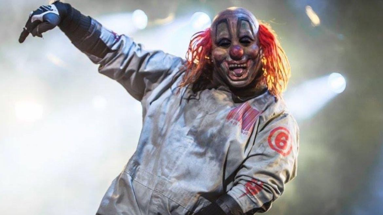 "Shawn ""Clown"" Crahan, do Slipknot"