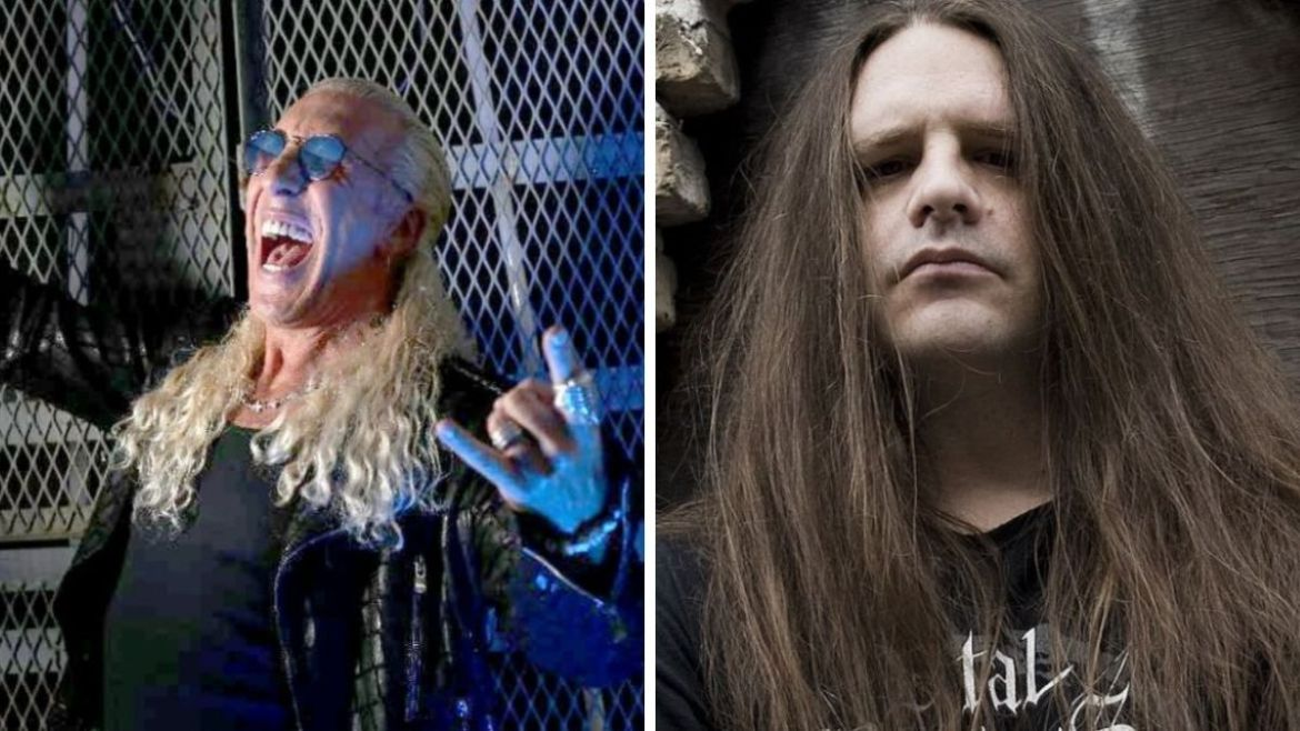 """Dee Snider e George """"Corpsegrinder"""" Fisher"""