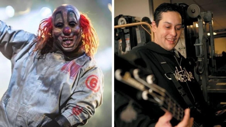 Clown e Paul Gray
