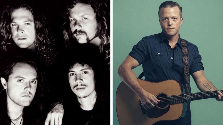 Metallica e Jason Isbell