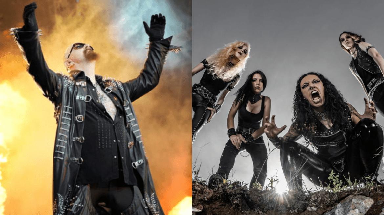 Judas Priest e Crypta