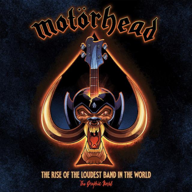 Trajetória de Lemmy Kilmis e do Motorhead será contada em formato HQ