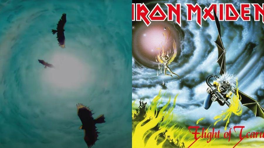 "Iron Maiden - Referência ""Flight of Icarus"""