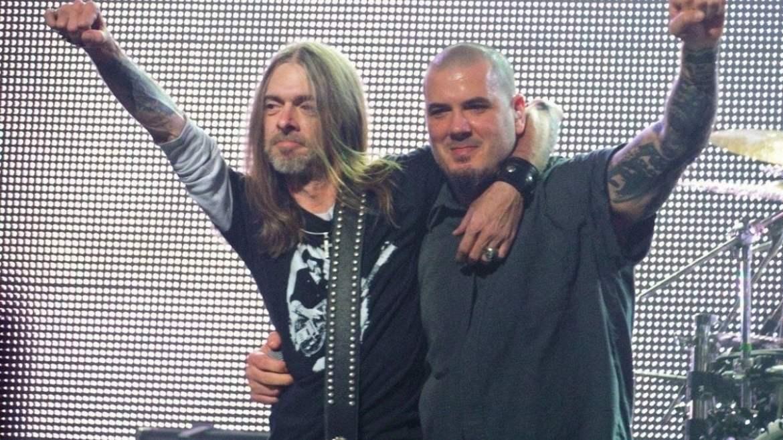 Rex Brown e Phil Anselmo
