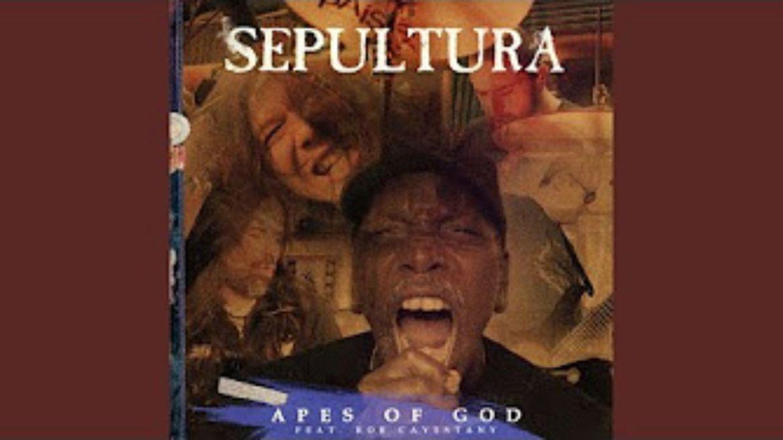 """Sepultura e Rob Cavestany em """"Apes of God"""""""