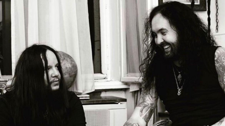 Joey Jordison e Frédéric Leclercq