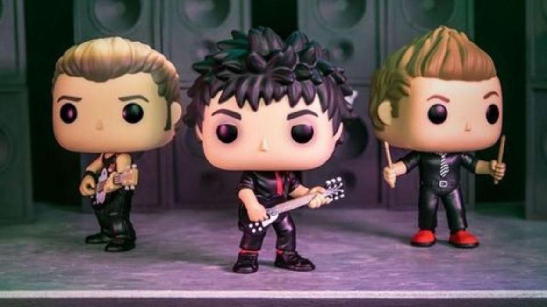 Green Day versão Funko