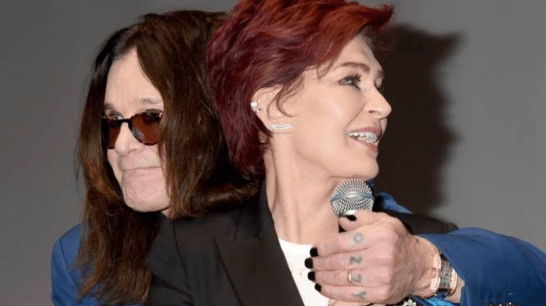 Ozzy Osbourne e Sharon Osbourne