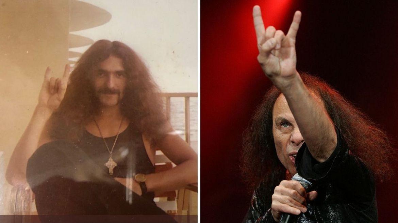 Geezer Butler e Ronnie James Dio