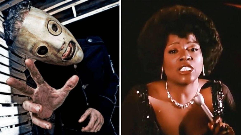 Slipknot e Gloria Gaynor