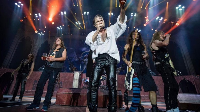 Iron Maiden em turnê