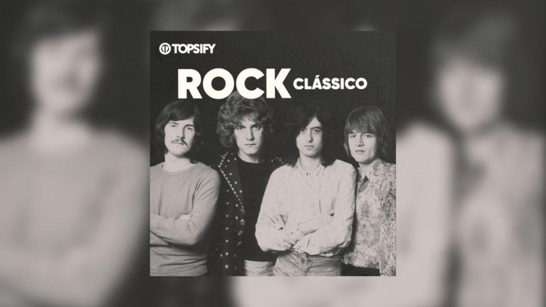 Playlist Warner de Rock Clássico