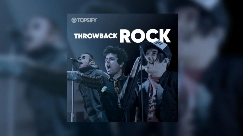 Playlist Warner de Throwback Rock