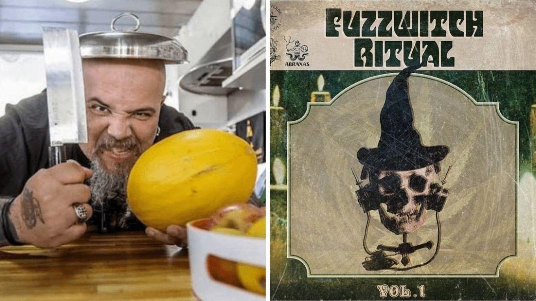 João Gordo e Compilado 'Fuzzwitch Ritual'