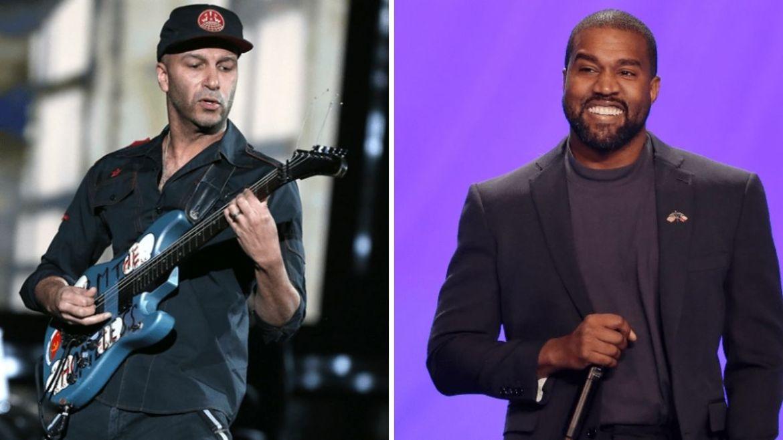 Tom Morello e Kanye West