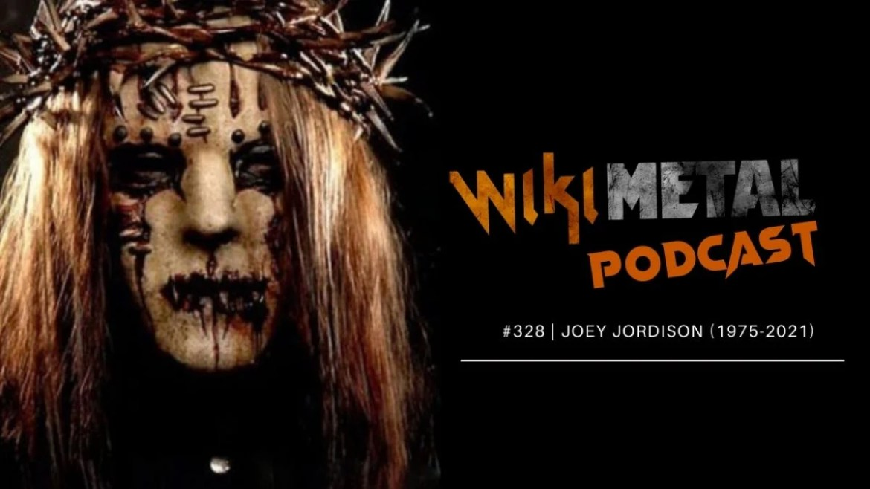 Joey Jordison. Arte: Nina Shimazumi