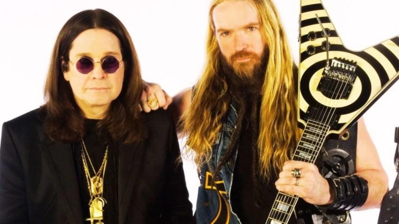 Ozzy Osbourne e Zakk Wylde