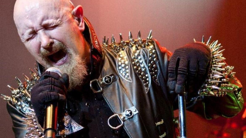 Rob Halford, vocalista do Judas Priest